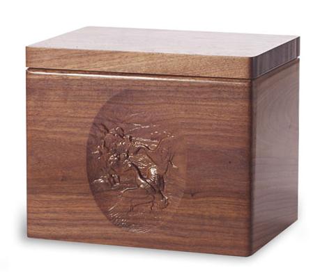 Wood Urn, burial urn, custom urn ,discount urn